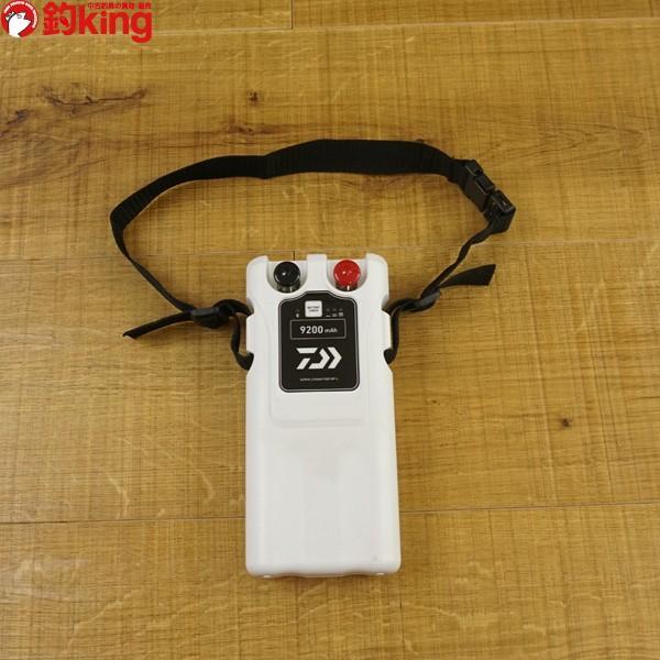 ダイワ スーパーリチウム  9200WP-L 充電器付き/T364M 電動リール バッテリー 美品|tsuriking