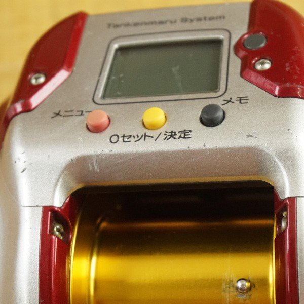 シマノ 08電動丸 プレイズ 3000/T387M 電動リール tsuriking 08