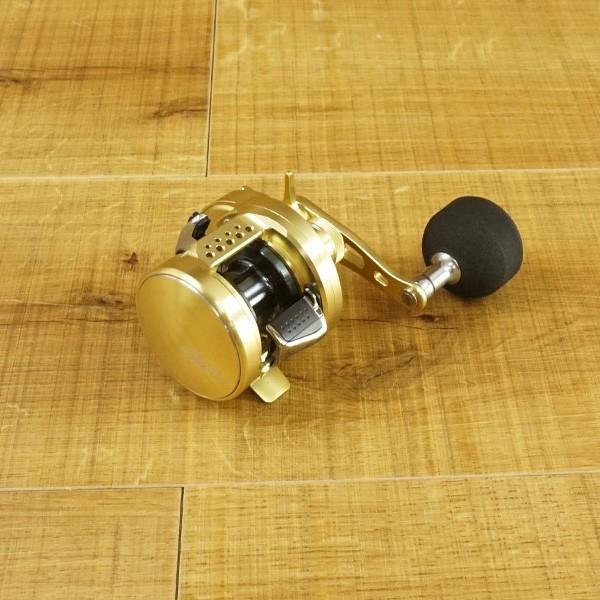 シマノ 15オシアコンクエスト 200HG/T388M ベイトリール タイラバ ライトジギング 美品|tsuriking|02