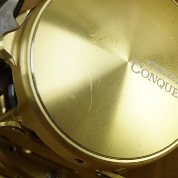 シマノ 15オシアコンクエスト 200HG/T388M ベイトリール タイラバ ライトジギング 美品|tsuriking|03