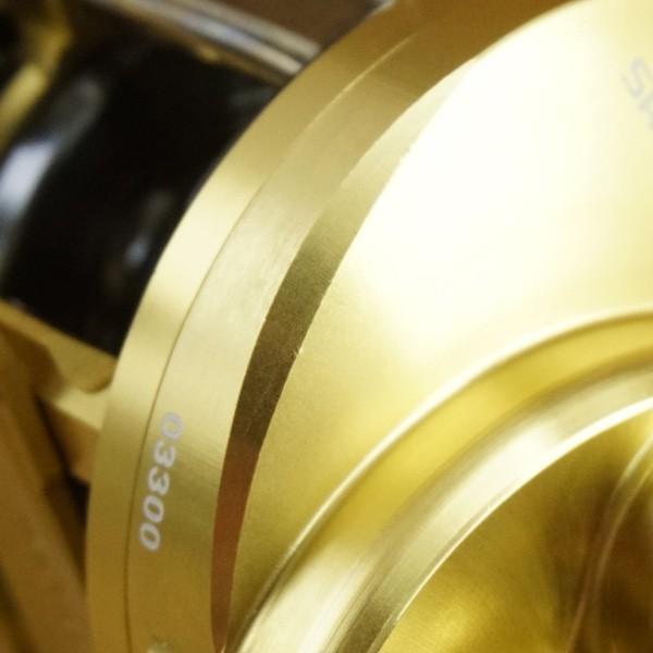 シマノ 15オシアコンクエスト 200HG/T388M ベイトリール タイラバ ライトジギング 美品|tsuriking|07