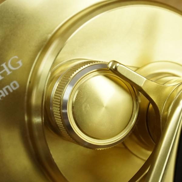 シマノ 15オシアコンクエスト 200HG/T388M ベイトリール タイラバ ライトジギング 美品|tsuriking|08