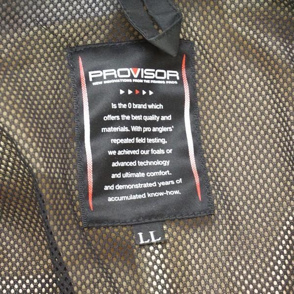 ダイワ ゴアテックス レインスーツ PR-1614 LLサイズ/T390M フィッシングウェア tsuriking 06