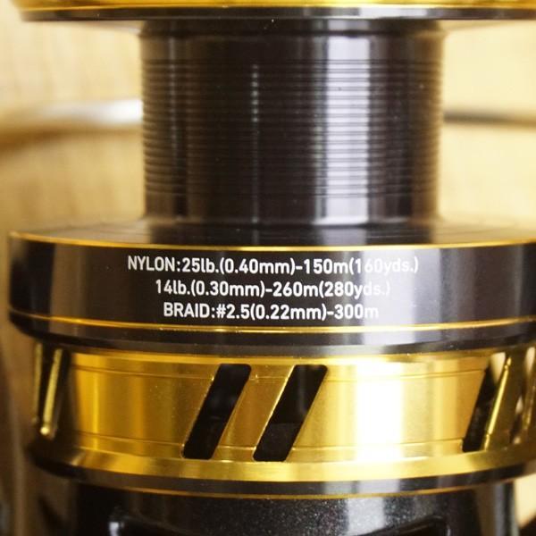 ダイワ 18レガリス LT 5000DーCXH/T439M スピニングリール 未使用品|tsuriking|08