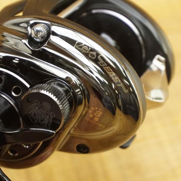 アブガルシア レボ ビースト RV03 BEAST-L/T450M 美品 ベイトリール|tsuriking|06