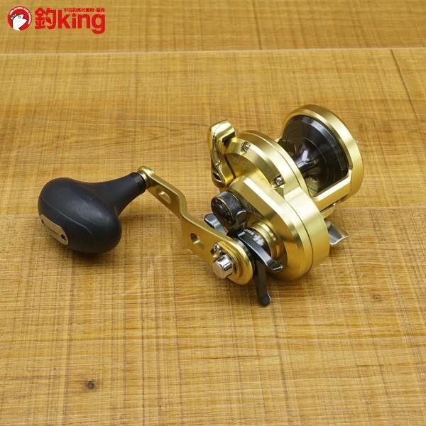 シマノ 14オシアジガー リミテッド 1500HG/T492M ジギングリール スロー 両軸 美品|tsuriking
