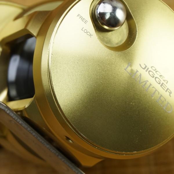 シマノ 14オシアジガー リミテッド 1500HG/T492M ジギングリール スロー 両軸 美品|tsuriking|03