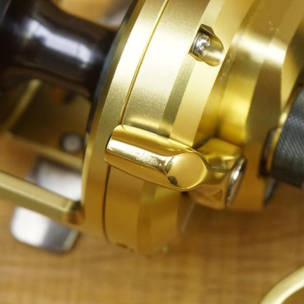 シマノ 14オシアジガー リミテッド 1500HG/T492M ジギングリール スロー 両軸 美品|tsuriking|07