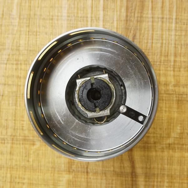 ダイワ RCS ISO 尾長スプール/ T520M フィッシング リールパーツ 替えスプール グレ ソルトウォーター 美品|tsuriking|05