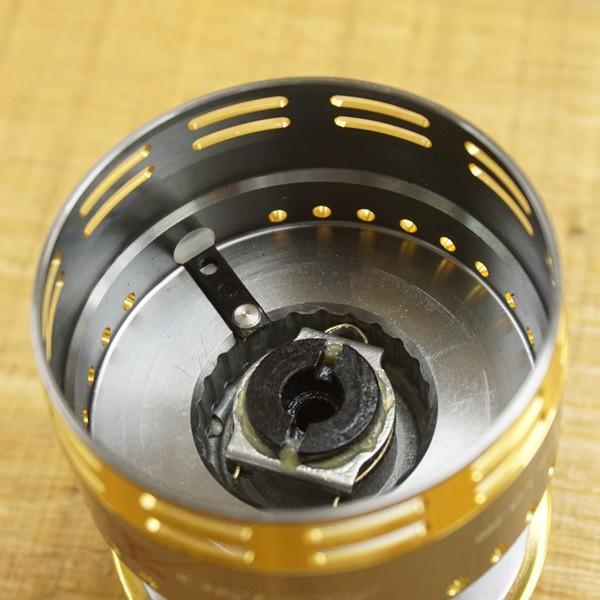 ダイワ RCS ISO 尾長スプール/ T520M フィッシング リールパーツ 替えスプール グレ ソルトウォーター 美品|tsuriking|06