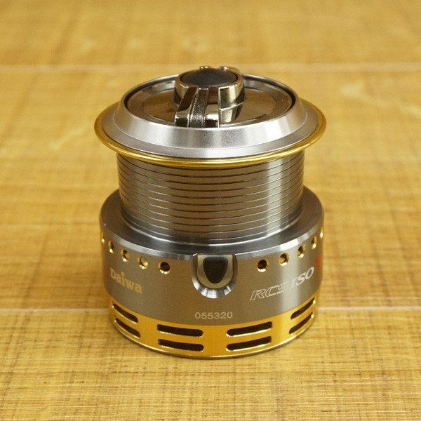 ダイワ RCS ISO 口太スプール/ T521M 替えスプール ソルトウォーター 美品|tsuriking|02
