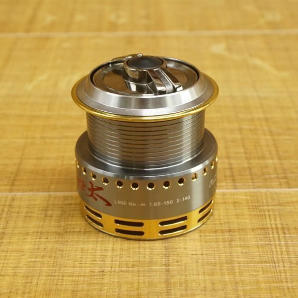 ダイワ RCS ISO 口太スプール/ T521M 替えスプール ソルトウォーター 美品 tsuriking 03