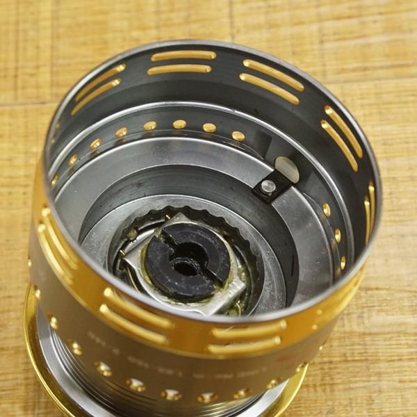 ダイワ RCS ISO 口太スプール/ T521M 替えスプール ソルトウォーター 美品 tsuriking 06