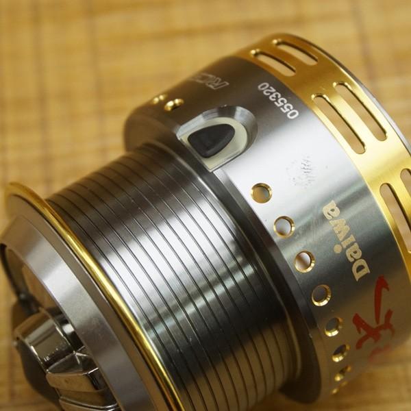 ダイワ RCS ISO 口太スプール/ T521M 替えスプール ソルトウォーター 美品 tsuriking 07