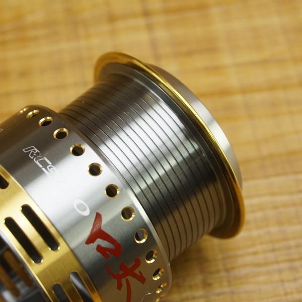ダイワ RCS ISO 口太スプール/ T521M 替えスプール ソルトウォーター 美品 tsuriking 09