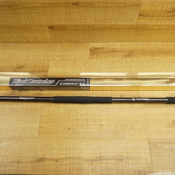 バレーヒル カミワザ ブラックランチャー KWB-600/ T527Y 美品 玉の柄 ランディングツール 青物|tsuriking|10