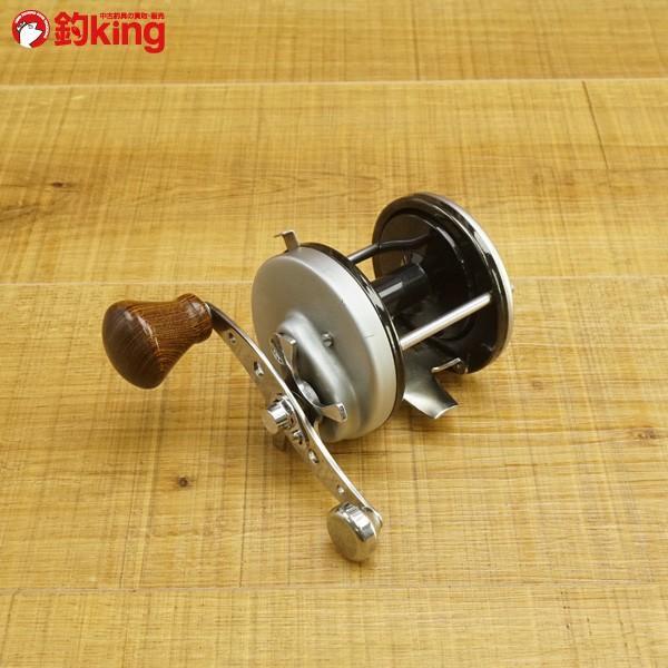 アブガルシア アンバサダー 12 800500 シノハラパワーハンドル付/ T534M ベイトリール フィッシング 美品|tsuriking