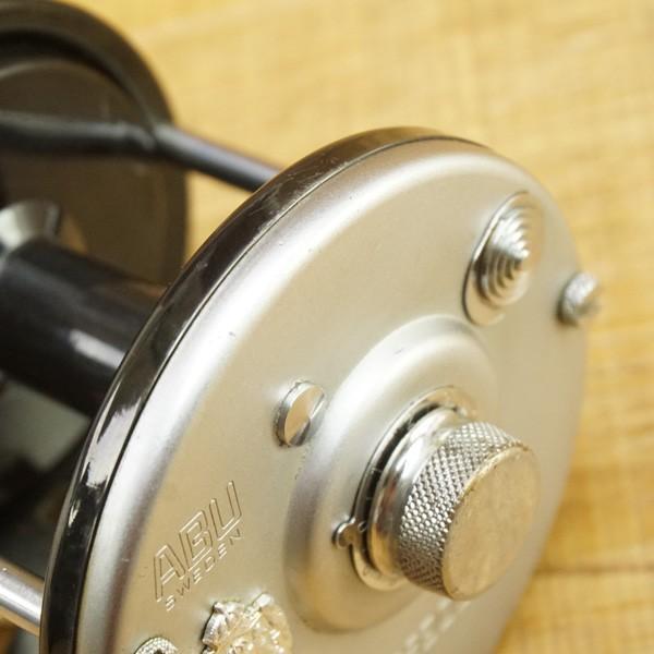 アブガルシア アンバサダー 12 800500 シノハラパワーハンドル付/ T534M ベイトリール フィッシング 美品|tsuriking|04