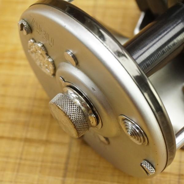アブガルシア アンバサダー 12 800500 シノハラパワーハンドル付/ T534M ベイトリール フィッシング 美品|tsuriking|05