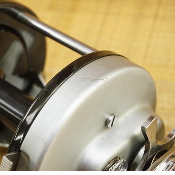 アブガルシア アンバサダー 12 800500 シノハラパワーハンドル付/ T534M ベイトリール フィッシング 美品|tsuriking|07