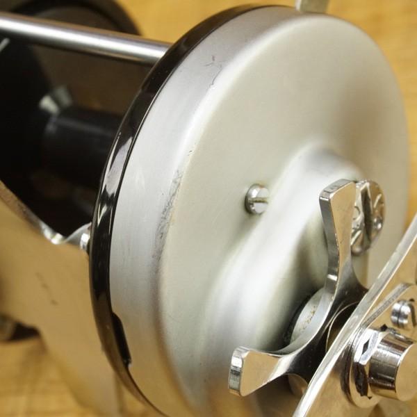 アブガルシア アンバサダー 12 800500 シノハラパワーハンドル付/ T534M ベイトリール フィッシング 美品|tsuriking|10