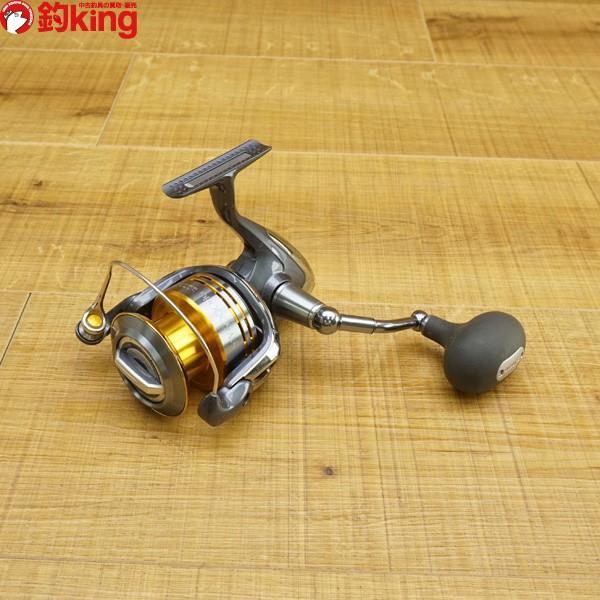 シマノ 09ツインパワーSW 6000HG/U038M 美品 スピニングリール|tsuriking