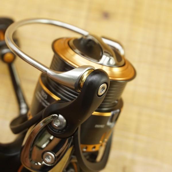 ダイワ 14プレッソ 1025/U048M 美品 スピニングリール tsuriking 07