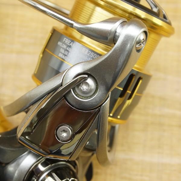ダイワ 18フリームスLT 2500S-XH/U050M 極上美品 スピニングリール|tsuriking|06