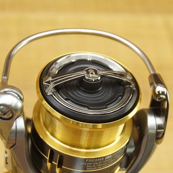 ダイワ 18フリームスLT 2500S-XH/U050M 極上美品 スピニングリール|tsuriking|08