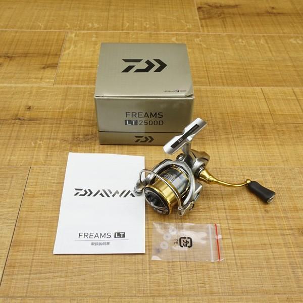 ダイワ 18フリームスLT 2500S-XH/U050M 極上美品 スピニングリール|tsuriking|10