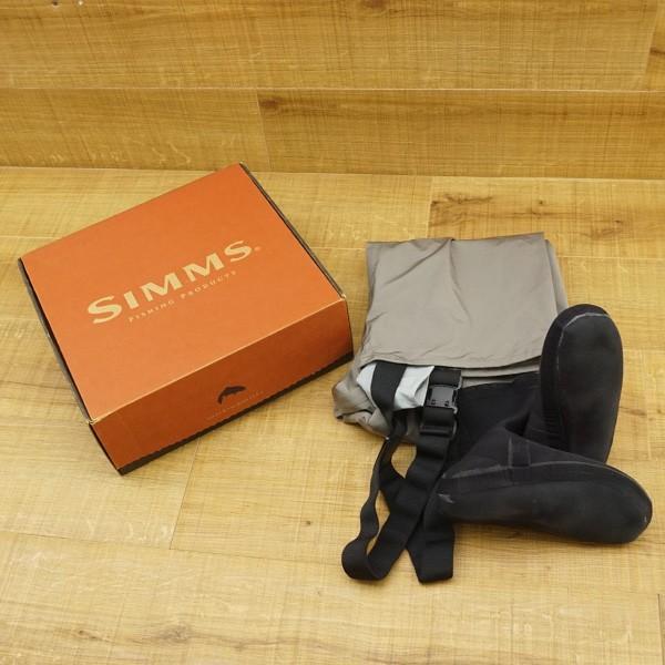 シムス ライトウェイト ストッキングウェーダー サイズ JL 103631 /U069M フィッシングウェーダー|tsuriking|10