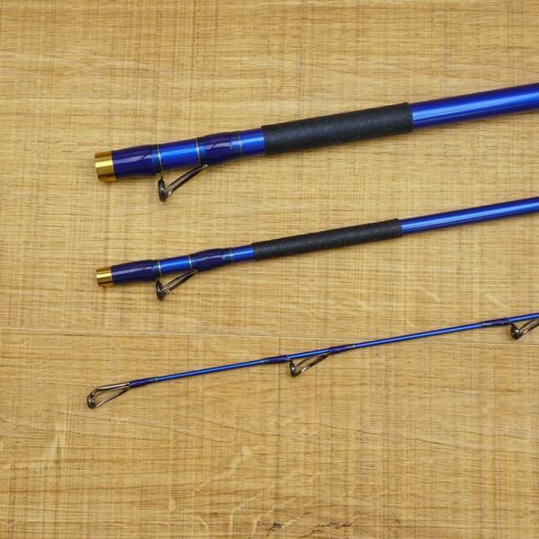 がまかつ がま石 青獅子 H560/U070LL 美品 石鯛竿|tsuriking|07