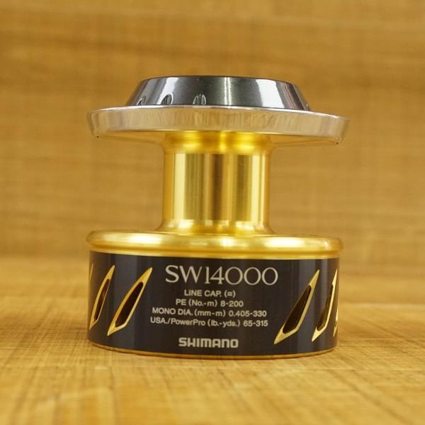 シマノ 13ステラSW 14000スプール /U084M 美品 スピニングリールパーツ tsuriking 02