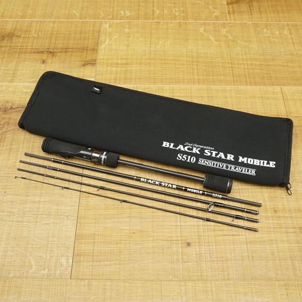 ゼスタ セカンドジェネレーション ブラックスターモバイル S510/ U102L 美品 ルアーロッド アジング ソルトウォーター ライトゲーム|tsuriking|10