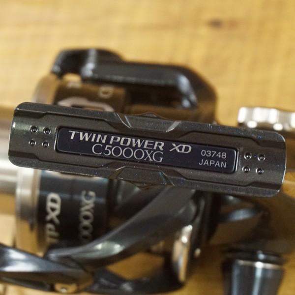 シマノ 17ツインパワーXD C5000XG/U094M 極上美品 スピニングリール|tsuriking|03