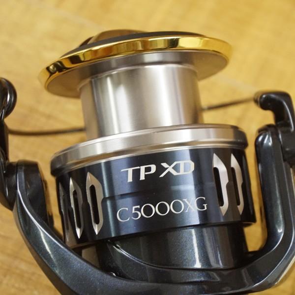 シマノ 17ツインパワーXD C5000XG/U094M 極上美品 スピニングリール|tsuriking|08