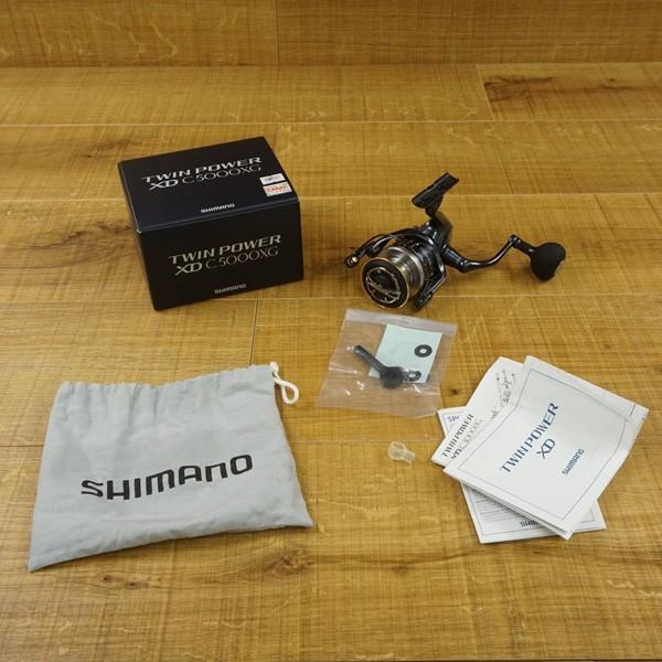 シマノ 17ツインパワーXD C5000XG/U094M 極上美品 スピニングリール|tsuriking|10
