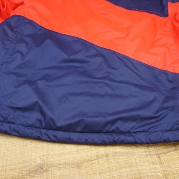マズメ オールウェザースーツ MZFW-183 Lサイズ/ U105M 美品 防寒 レインウェア ジャンバー 上下セット フィッシング tsuriking 07