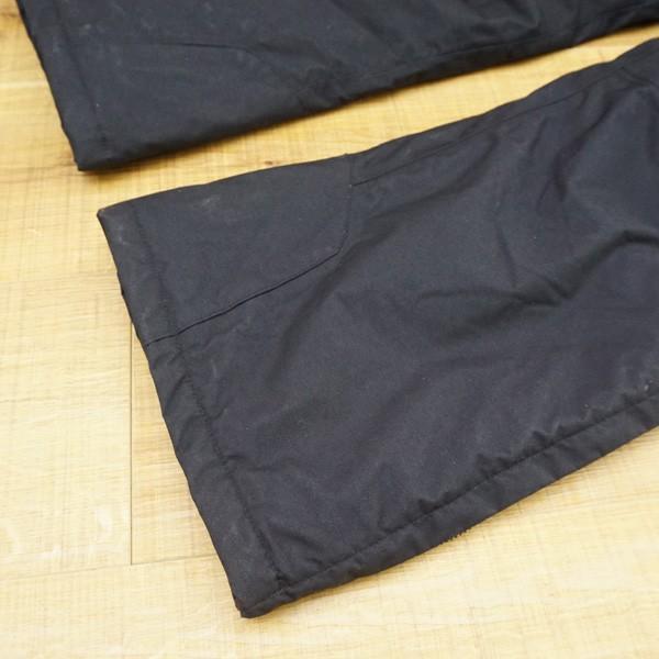 マズメ オールウェザースーツ MZFW-183 Lサイズ/ U105M 美品 防寒 レインウェア ジャンバー 上下セット フィッシング tsuriking 10