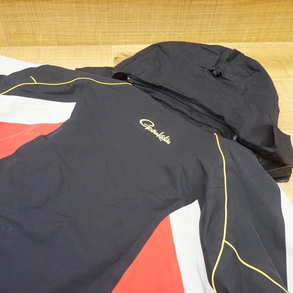がまかつ ゴアテックス オールウェザースーツ GM−3288 Lサイズ/U114M 美品 フィッシングウェア tsuriking 04