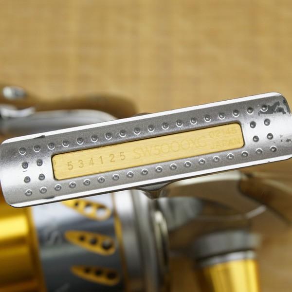 シマノ 08ステラSW 5000XG/ U141M スピニングリール ソルトウォーター ルアー キャスティング ジギング 青物 シーバス|tsuriking|03