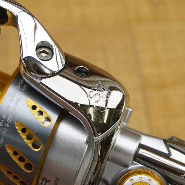 シマノ 08ステラSW 5000XG/ U141M スピニングリール ソルトウォーター ルアー キャスティング ジギング 青物 シーバス|tsuriking|08