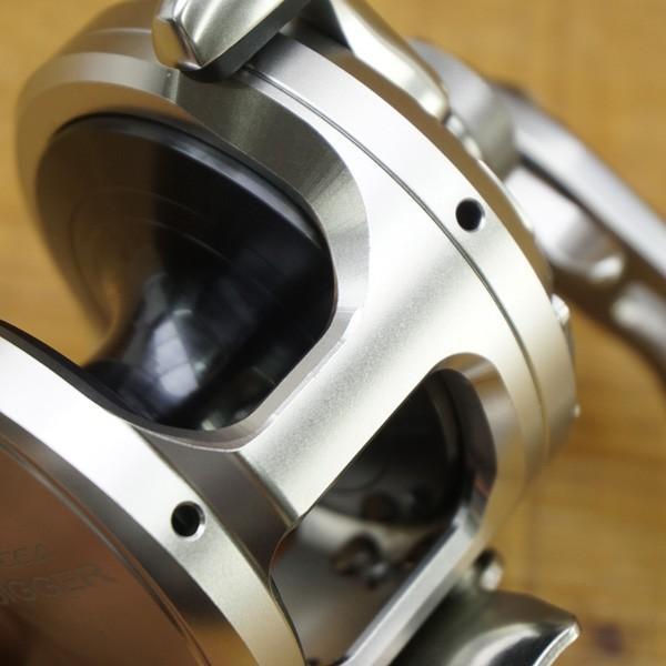 シマノ  17オシアジガー 2000NRPG / U144M 極上美品 ジギング オフショア ソルトウォーター ヒラマサ GT 青物|tsuriking|05