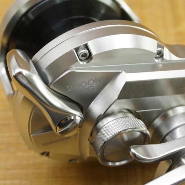 シマノ  17オシアジガー 2000NRPG / U144M 極上美品 ジギング オフショア ソルトウォーター ヒラマサ GT 青物|tsuriking|07