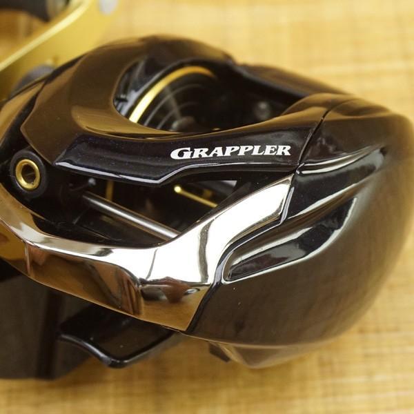 シマノ  16グラップラーBB 200HG/ U146M 美品 ライトジギング オフショア ベイトリール ソルトウォーター ルアー|tsuriking|04