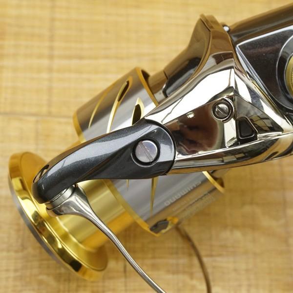 シマノ  14ステラ 4000XG/ U148M 美品 スピニングリール シーバス バス 淡水 ソルトウォーター|tsuriking|06