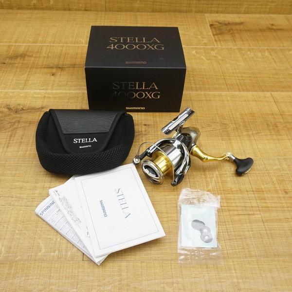 シマノ  14ステラ 4000XG/ U148M 美品 スピニングリール シーバス バス 淡水 ソルトウォーター|tsuriking|10