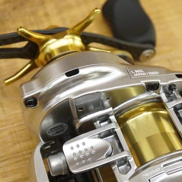 ZPI 17 Z-プライド 左 ゴールド/ U153M 未使用 ブラックバス ベイトリール ルアー 淡水|tsuriking|06