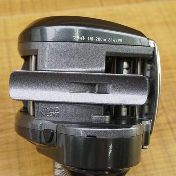 ダイワ ソルティスト ICS 103SH-L/ U380M 美品 ベイトリール オフショア 真鯛 五目 ソルトウォーター ブラックバス tsuriking 04