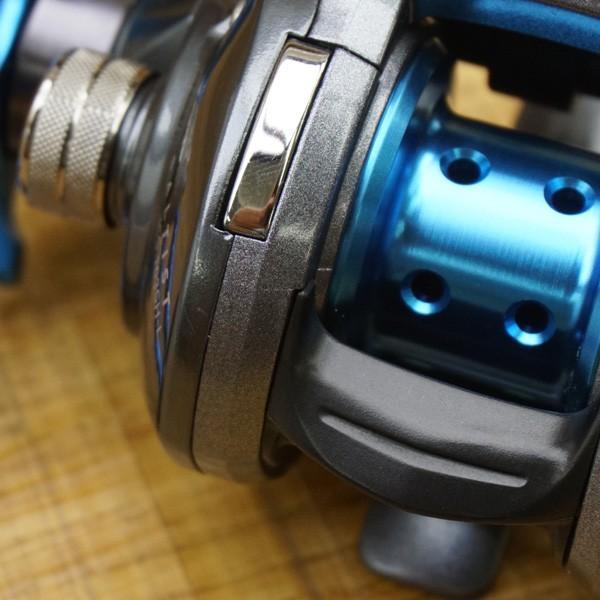 ダイワ ソルティスト ICS 103SH-L/ U380M 美品 ベイトリール オフショア 真鯛 五目 ソルトウォーター ブラックバス tsuriking 05